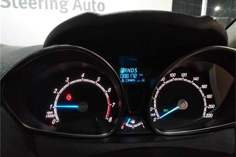 2014 Ford Fiesta 5 door 1.0T Trend auto