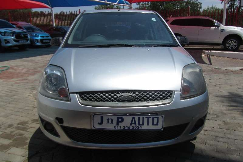 2008 Ford Fiesta 1.6 5 door Trend