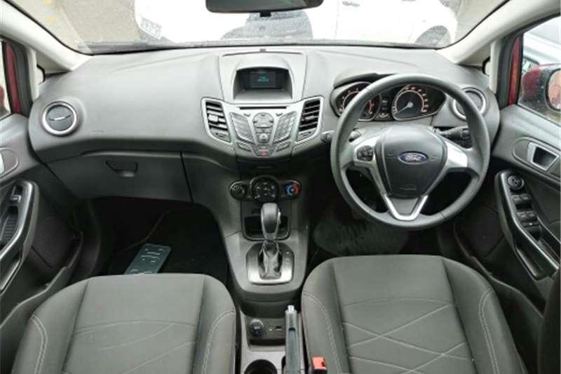 2016 Ford Fiesta 5 door 1.0T Ambiente auto