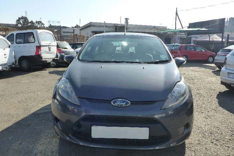 2010 Ford Fiesta 1.4 5 door Trend