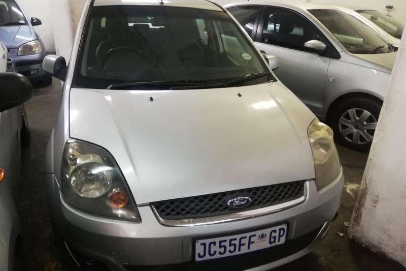 2007 Ford Fiesta 1.4 5 door Ambiente