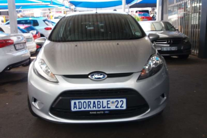 2011 Ford Fiesta 1.6 5 door Trend