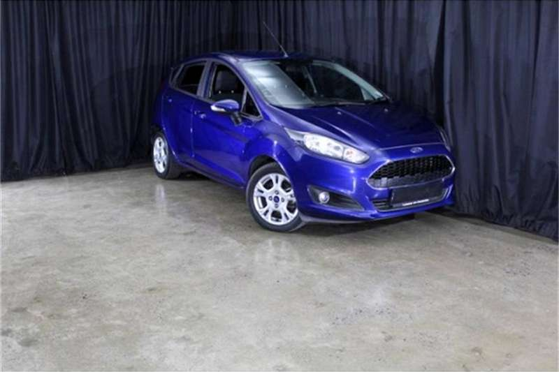 2017 Ford Fiesta 5 door 1.5TDCi Trend