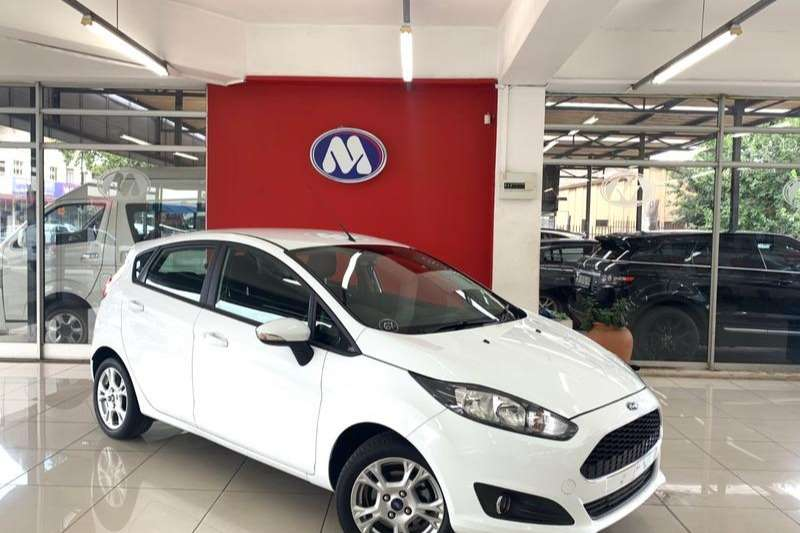 2017 Ford Fiesta 5 door 1.0T Trend