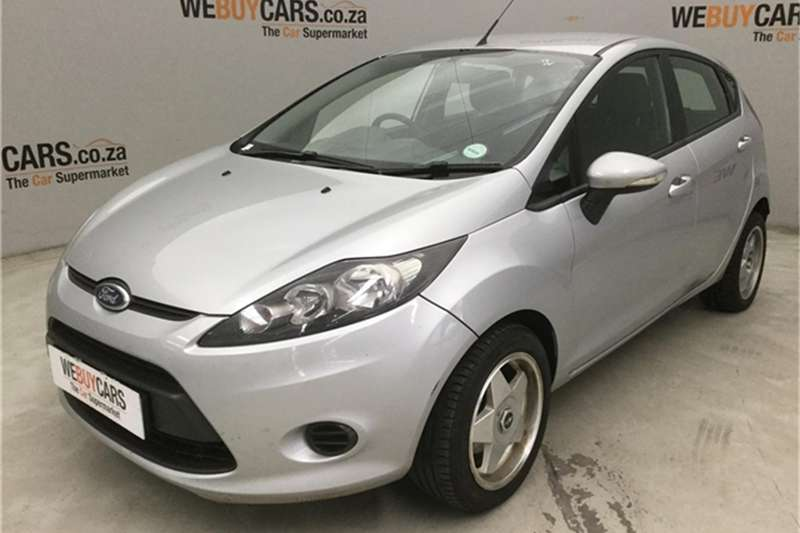 2011 Ford Fiesta 5 door 1.6 Trend