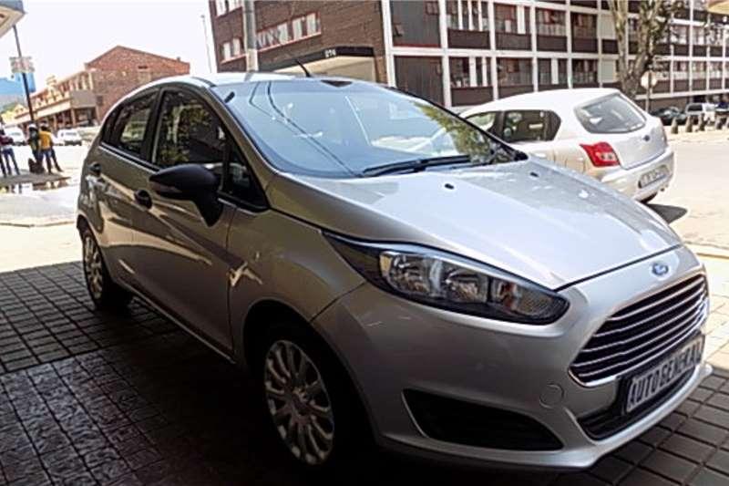 2013 Ford Fiesta 1.6 5 door Trend