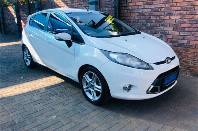 2012 Ford Fiesta 5 door 1.6 S