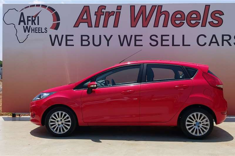 2011 Ford Fiesta 1.4i 3 door Trend