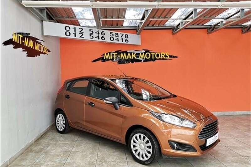 2014 Ford Fiesta 5 door 1.4 Ambiente