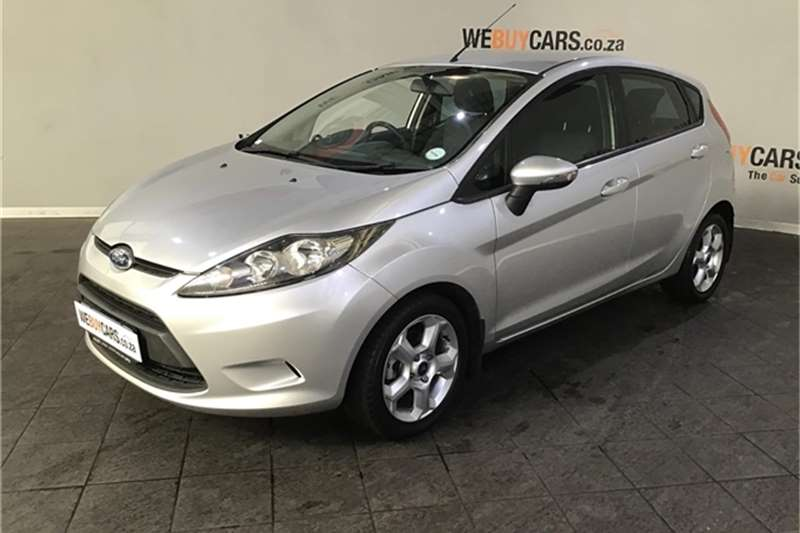 2009 Ford Fiesta 5 door 1.6 Trend