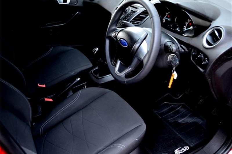2013 Ford Fiesta 5 door 1.0T Trend