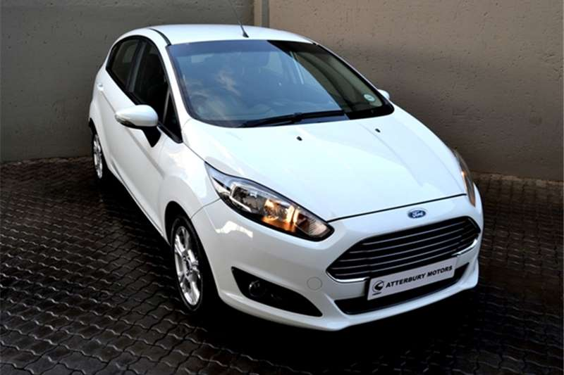 2016 Ford Fiesta 5 door 1.6TDCi Trend