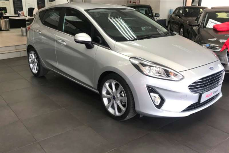 2019 Ford Fiesta 5 door 1.0T Titanium