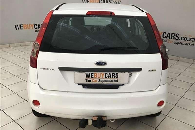 2008 Ford Fiesta 1.6TDCi 5 door Ambiente