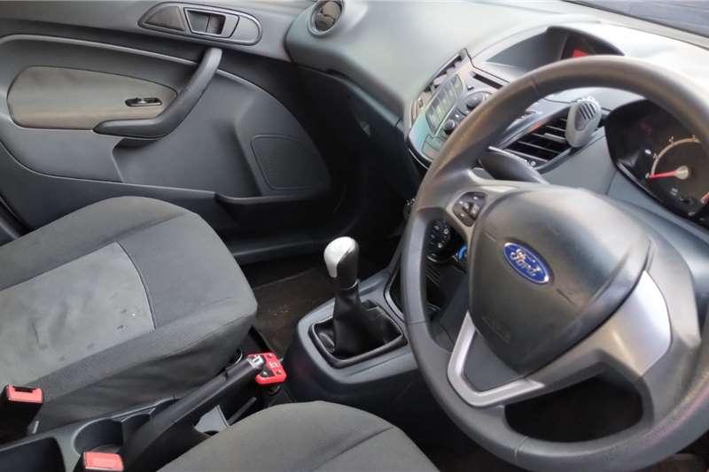 2012 Ford Fiesta 1.4i 5 door