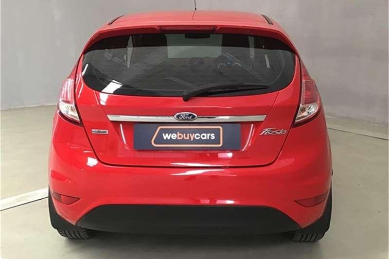 2013 Ford Fiesta 5 door 1.0T Titanium