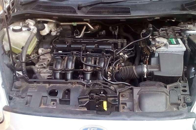 2017 Ford Fiesta 1.4i 5 door