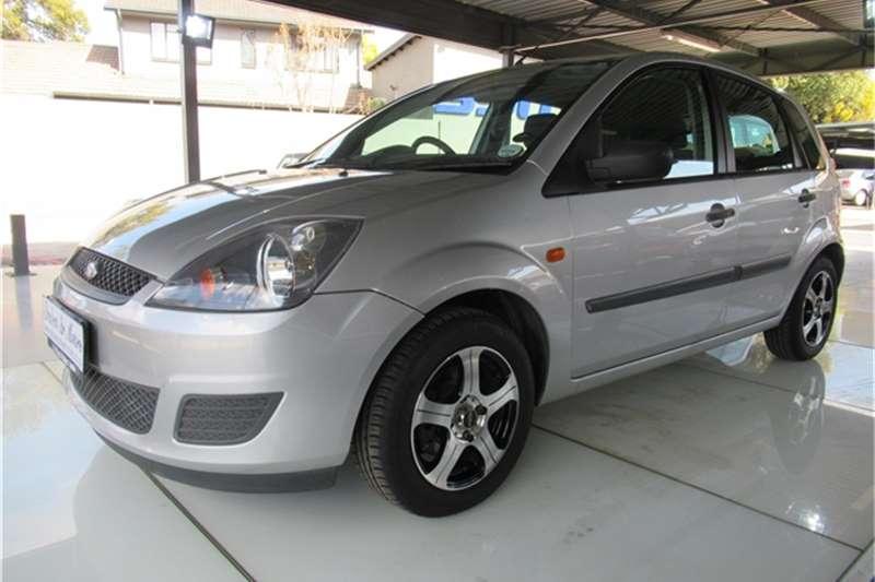 2006 Ford Fiesta 1.4i 5 door