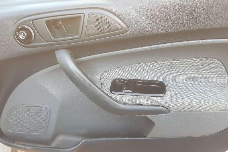 2012 Ford Fiesta 1.4 5 door Trend