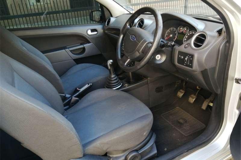 2006 Ford Fiesta 1.6i 3 door Trend