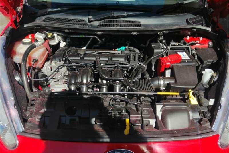2010 Ford Fiesta 1.4 5 door Ambiente