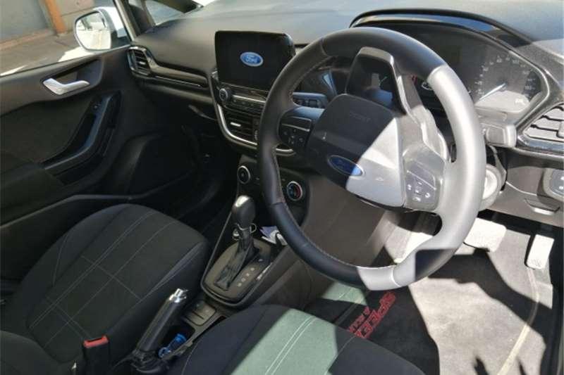 2016 Ford Fiesta 5 door 1.0T Titanium auto