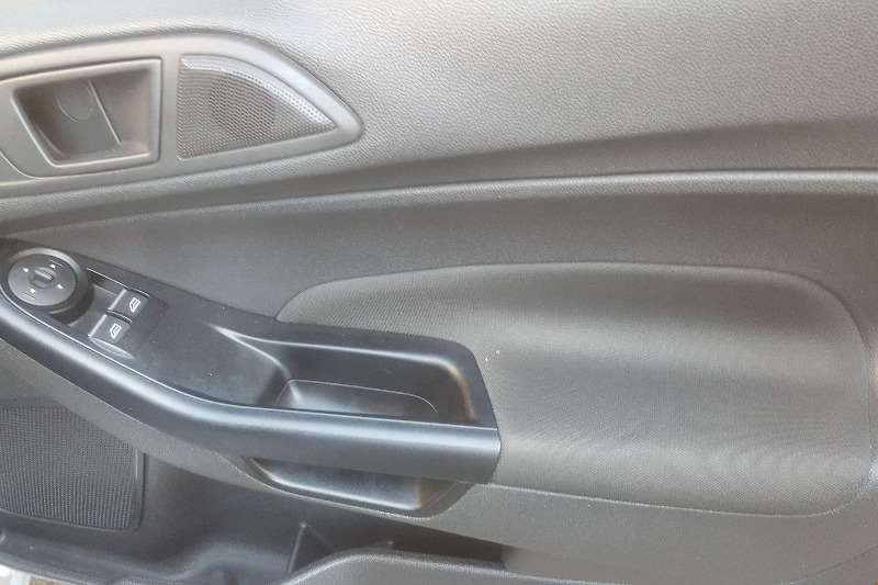 2017 Ford Fiesta 1.4 5 door Trend