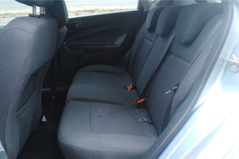 2011 Ford Fiesta 1.4 5 door Ambiente