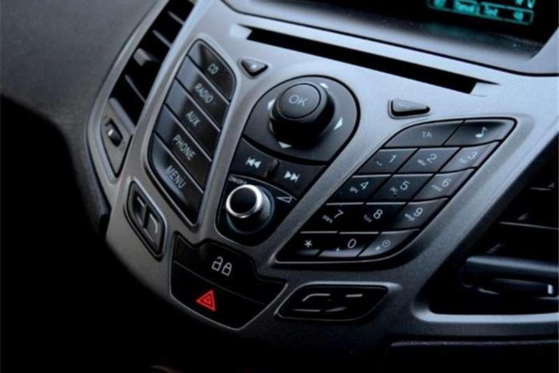 2015 Ford Fiesta 5 door 1.4 Ambiente