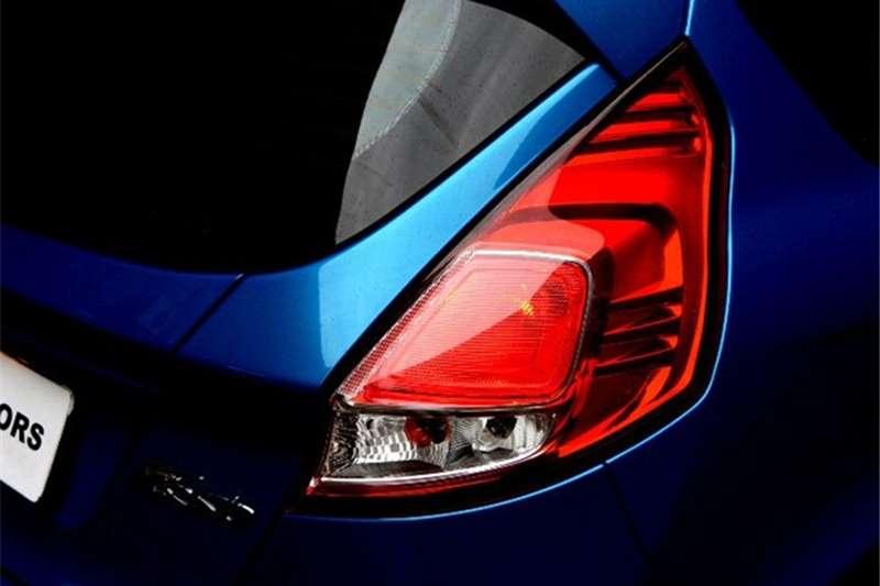 2017 Ford Fiesta 5 door 1.0T Trend
