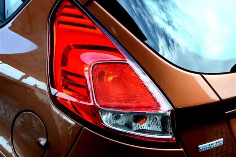 2014 Ford Fiesta 5 door 1.6TDCi Trend