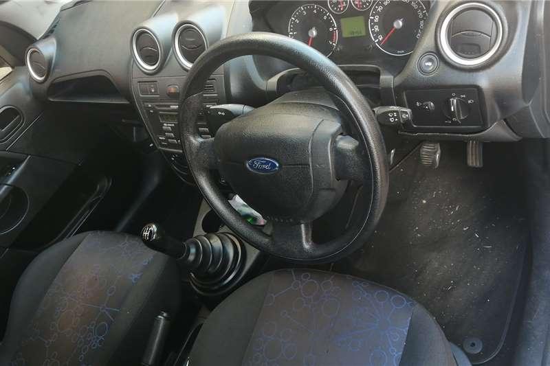 2007 Ford Fiesta 1.6 5 door Trend