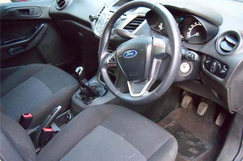 Used 0 Ford Fiesta