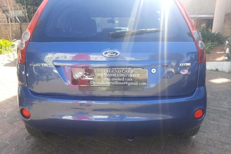 2006 Ford Fiesta