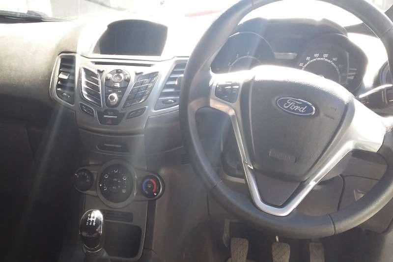 Used 2017 Ford Fiesta sedan 1.6 Ambiente