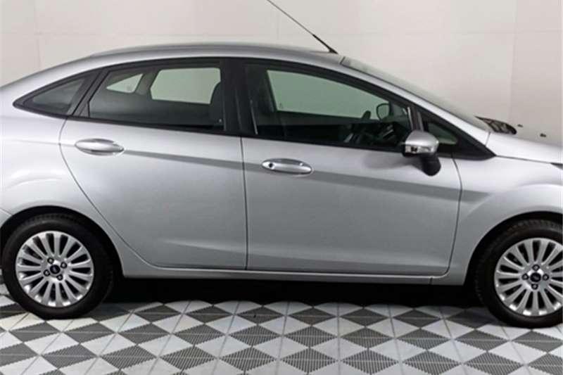 2011 Ford Fiesta Fiesta sedan 1.6 Trend