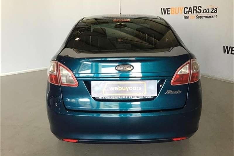 Ford Fiesta sedan 1.6 Trend 2012