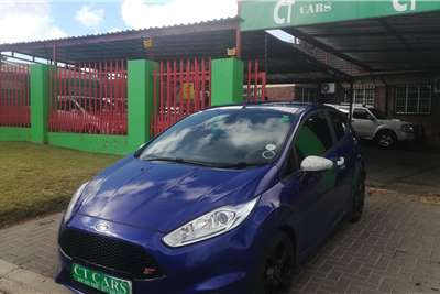 Used 2016 Ford Fiesta