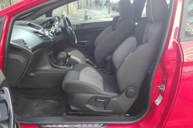 Ford Fiesta ST 1.6 GDTI Ecoboost 2014