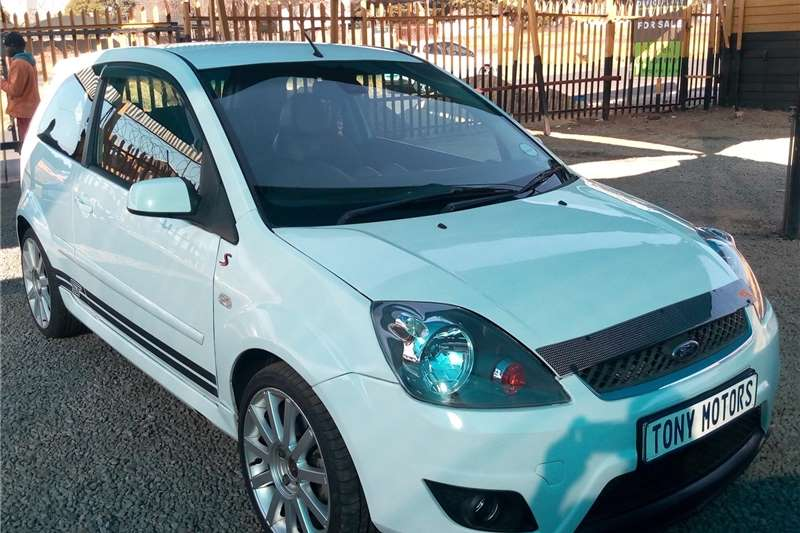 Used 2008 Ford Fiesta