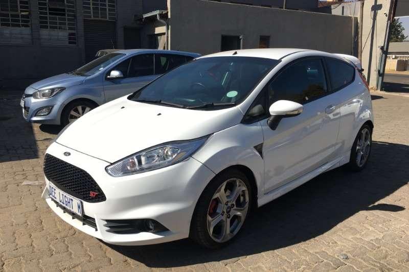 Ford Fiesta ST 2013