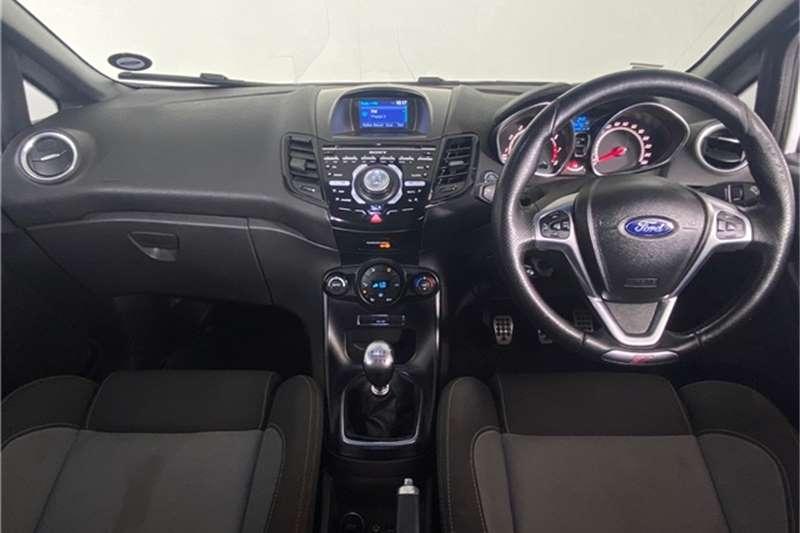 2013 Ford Fiesta Fiesta ST