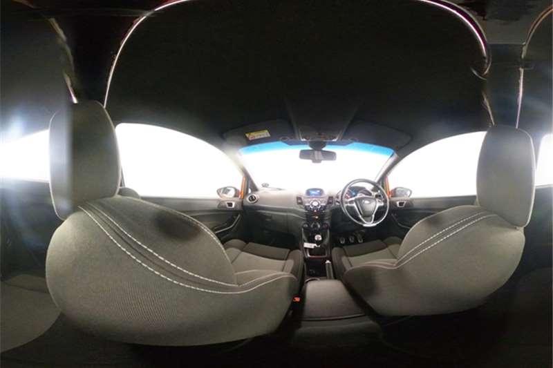 2014 Ford Fiesta Fiesta ST