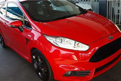 Used 2015 Ford Fiesta ST