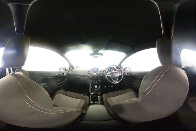 2015 Ford Fiesta Fiesta ST