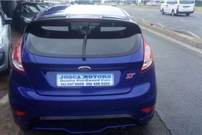 Used 2016 Ford Fiesta ST