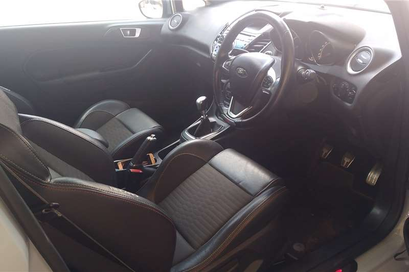 Ford Fiesta ST 2017