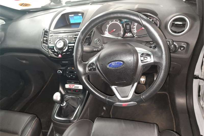 Used 2017 Ford Fiesta ST