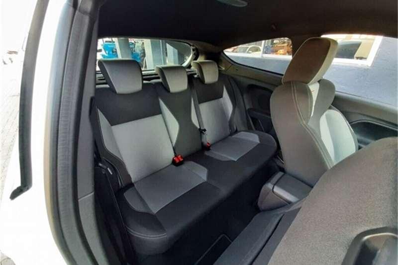 2017 Ford Fiesta Fiesta ST
