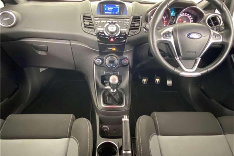 2018 Ford Fiesta Fiesta ST